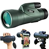 Best Monoculars - Gosky 12x55 High Definition Monocular Telescope and Quick Review