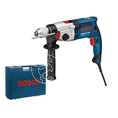 Bosch 0.601.19C.500 - Gsb 21-2 re - taladro eléctrico (630 w, 1100 w, corriente alterna, 2.9 kg)