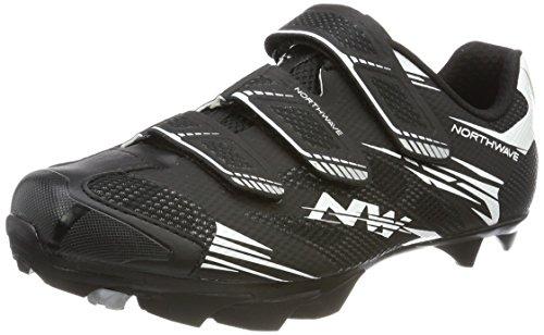 Northwave Katana 2 Damen MTB Fahrrad Schuhe schwarz/weiß 2017: Größe: 36