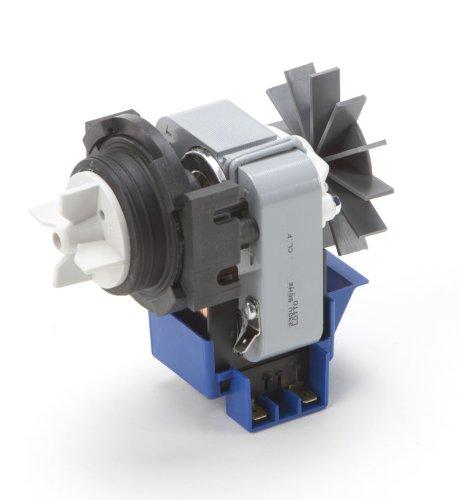DREHFLEX - Laugenpumpe/Pumpe passend für diverse Miele Waschmaschinen - 800/900er Serie - alternative Ausführung - passend für Teile-Nr. 3568614 - Spaltpolpumpe