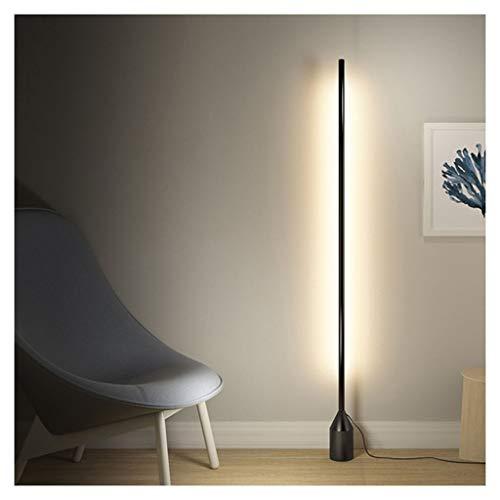 ZGP-LED Luces de Piso Simple lámpara de pie lámpara de pie sofá de la Sala de decoración Iluminación en la alcoba de la cabecera Vertical Tabla Caliente de la lámpara de luz/sin escalonamiento Atenu
