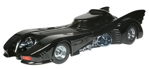 Hot Wheels Batmobile (1989, 1:18, Black) H2755