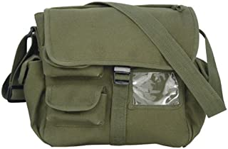 Rothco Urban Explorer Canvas Bag - in your choice of colors