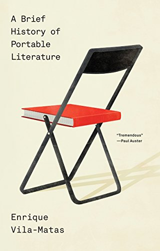 Image of A Brief History of Portable Literature (New Directions Paperbook)