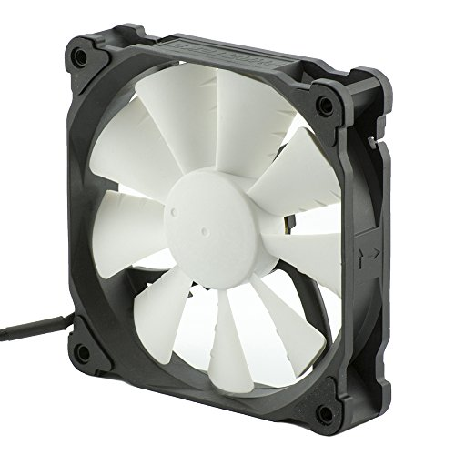 Ventilador Phanteks PH-F120XP PWM 120 mm - Negro/Blanco