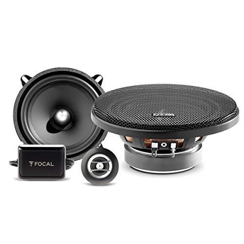 Focal rse-130Round 2-Way 100W 1Pc (s) Car Speaker–Car Speakers (2-Way, 100W, 50W, 4ω, 90DB, Polypropylene)