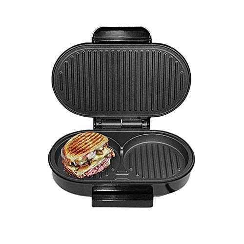 8bayfa Grill Ofen Picknick Grill BBQ Steak Hamburger Elektrogrills Fleisch Roaster Maschine Eibratpfanne Sandwich Maker Brotbackofen Frühstück Küche-Werkzeug