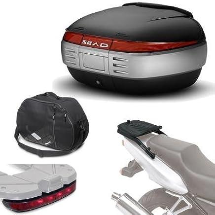 baule posteriore SHAD luce freno regalo per schienale SH40 SH40LUREHE212/359 : Kit di montaggio