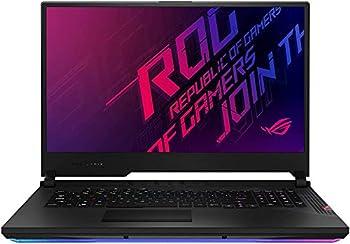 "ASUS ROG Strix Scar 17 Gaming Laptop 17.3"" 300Hz FHD IPS Type Display NVIDIA GeForce RTX 2070 Super Intel Core i9-10980HK 32GB DDR4 1TB PCIe SSD Per-Key RGB Keyboard Win10 Pro G732LWS-XS98"