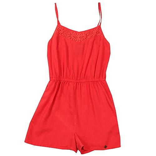 Superdry TESS Playsuit Washed Red GR: XS