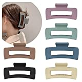 Whaline Hair Claw Clips Strong H...