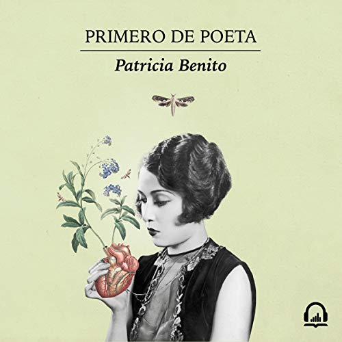 Primero de poeta [First Poet] audiobook cover art