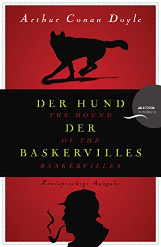 Der Hund der Baskervilles / The Hound of the Baskervilles (Anaconda Paperback)