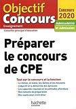 Préparer le concours de CPE