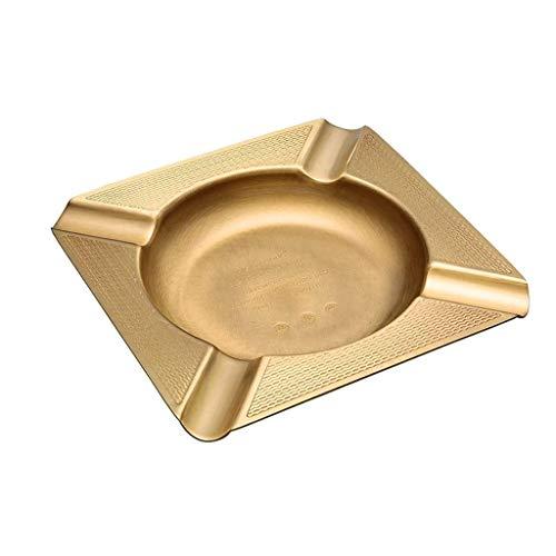 Preisvergleich Produktbild TWDYC Metall Kreative Aschenbecher,  Personalisierte Aschenbecher,  Desktop-Smoking Aschenbecher for Home Office Dekoration