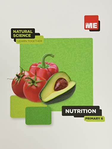 Nutrition. Natural Science Learn Together 6º (BYME)