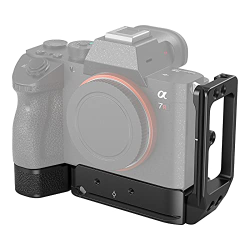 SMALLRIG A7III L Bracket L Winkel L Platte für Sony A7RIII / A7III / A7M3 / A9 mit Eingebaut Schnellwechselplatte - 2122