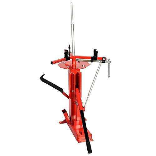 Toolsempire Multi Manual Tire Spreader Portable Tire Changer for Motorcycle