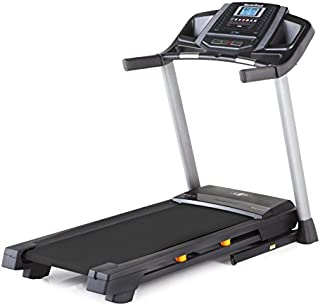 NordicTrack NTL17915 T 6.5 S Treadmill - Includes a 1-Month iFit Membership - A True Club Membership with World-class Personal Training in the Comfort of Your Home (Credit Card Required),Black, Gray