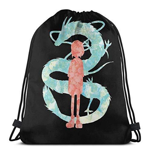 XCNGG The Rose Bride Waterproof Foldable Sport Sackpack Gym Bag Sack Drawstring Backpack