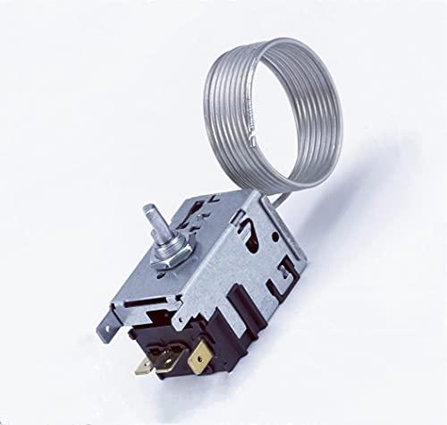 Elettrodomestici Adatto per 25T65 THERMOSTAT 077В0155l Termostato per il raffreddamento della bottiglia Accessori per frigorifero
