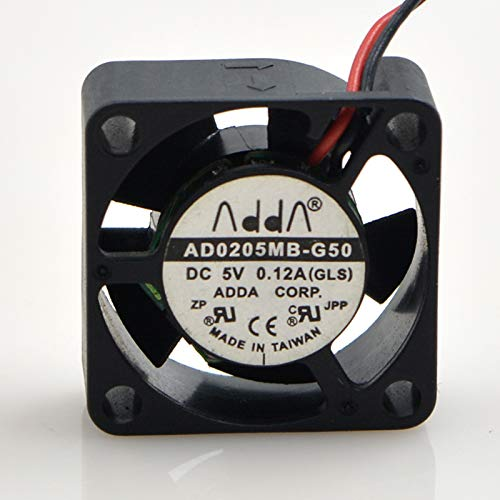 for ADDA AD0205MB-G50 2510 Cheap super special price 2.5CM 0.12A Cooling Fashion Notebook 5V Fan