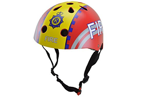 Kiddimoto - KMH025/M - Casque Vélo Enfant / Bebe Casque de Cyclisme pour VTT / BMX / Skate /...