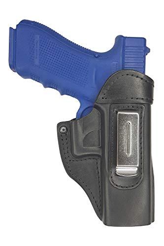 VlaMiTex IWB 4 Leder Holster für Zoraki 917 Glock 20 21