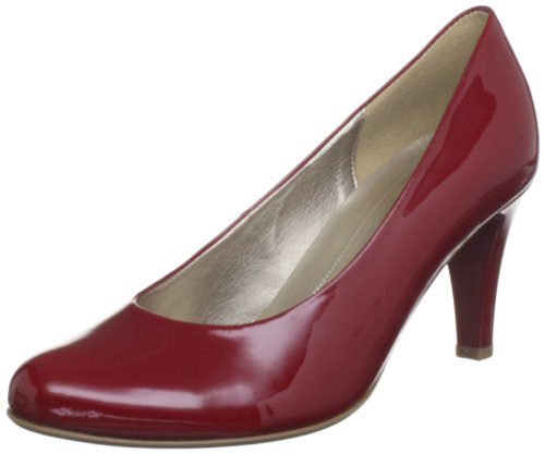 Gabor Shoes 75.210.95, Damen Pumps, Rot (cherry (+Absatz)), EU 40 (UK 6.5) (US 9)