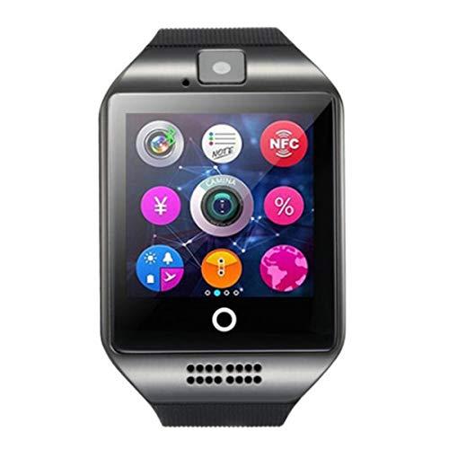 Nihlsen Para Q18 Reloj Inteligente Teléfono Móvil Exquisita Tarjeta Elegante Hermoso Arco Reloj