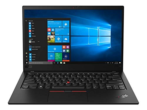 Lenovo ThinkPad X1 Carbon (7th Gen) - Ordenador portátil 14' UHD IPS 500nits Dolby Vision HDR (Intel Core i7-8565U, 16GB RAM, 1TB SSD, Intel UHD Graphics 620, Windows 10 Pro) 4G LTE, negro, IR Camera