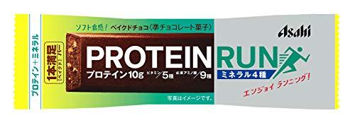 アサヒグループ食品 1本満足バープロテイン・ランベイクドチョコ ×9本