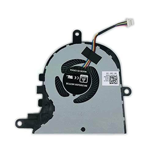 Car - NY CPU Cooler Fan for Dell inspiron 15 5570 5575 Laptop Cooling Fan FX0M0 cn-0FX0M0 DC28000K9FO DFS1503055P0T FK3A