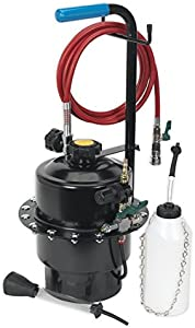 Sealey VS0204A Pneumatic Brake  amp  Clutch Pressure Bleeder Kit
