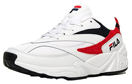 Fila V94M 1010916-92F Zapatillas para Hombre 1010916-92F Blanco 45 UE (10.5 Reino Unido) EU