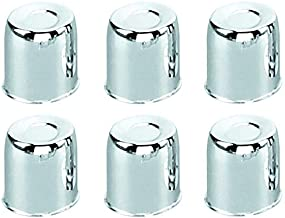 Topline C139S Polished Stainless Steel Center Cap