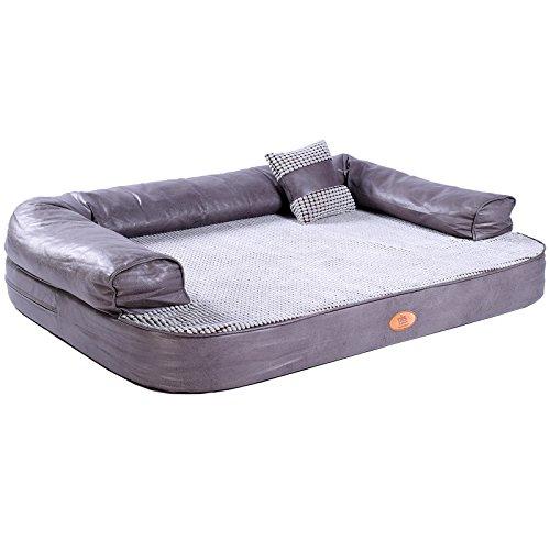PLS Birdsong Lounger Dog Bed