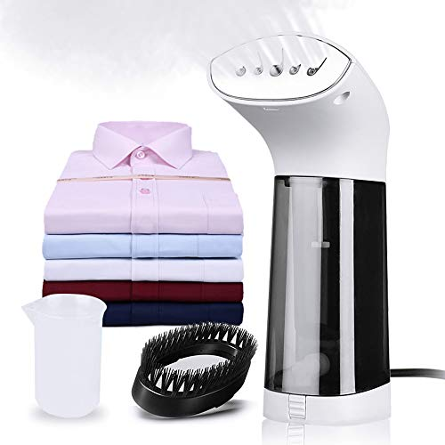 Fantastic Deal! Maibet Steamer for Clothes Portable Travel Garment Steamer, Mini Handheld Fabric Clo...