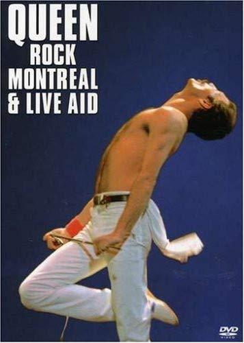 Queen - Queen Rock Montreal & Live Aid [USA] [DVD]