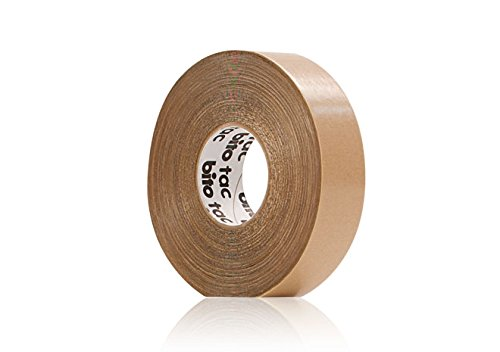 Profi Klebeband, 50m x 50mm, Verlegeband für Teppich, Teppichsockel, Sockelleisten, Fußbodenleisten, doppelseitig, sehr hohe Klebekraft