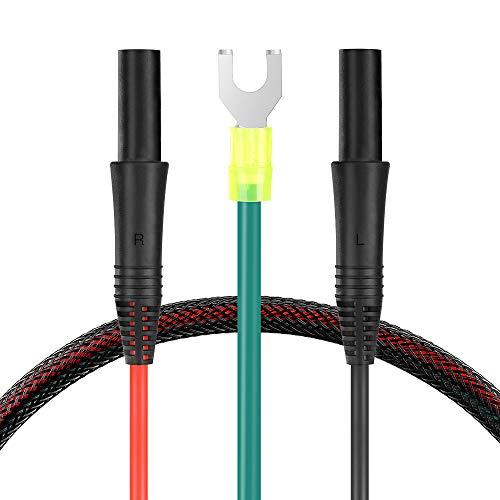 BougeRV Generator Parallel Cables for Honda EU2200i EU 2200IC Companion EU1000i EU3000 Handi EU3000is,Accessories Replacement for Honda 08E93-HPK123HI for iPower SUA 2000 iV