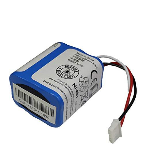 Batería Original de 7.2V 2500mAh para iRobot Roomba Braava
