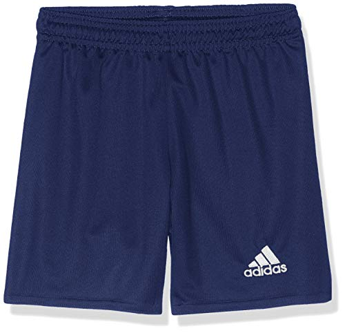 adidas Kinder Shorts Parma 16 SHO, blau (Dark Blue/White), 140