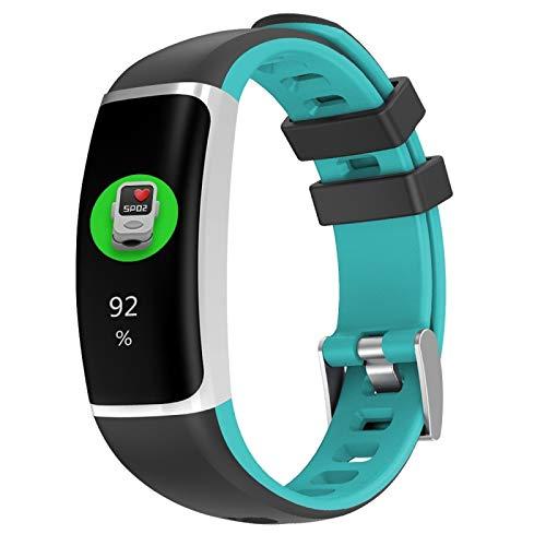 Pulsera inteligente con pantalla en color TFT de 0.96 pulgadas Y7S, recordatorio de llamadas de soporte / monitoreo de frecuencia cardíaca / monitoreo de presión arterial / monitoreo del sueño / monit