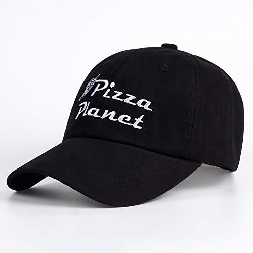 Baseball Cap Pizza Planet Hut Baumwolle Baseballmütze Vater Hut Mit Stickerei Summer Sun Pizza Cotton Snapback Hip Hop Sport Cap