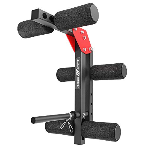 Marbo Sport Beintrainer (zur Home Linie Hantelbank - MH Symbol) MH-A102 2.0 | Made in EU