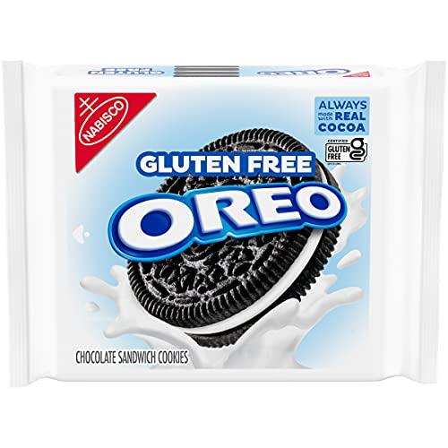 Oreo Gluten Free Sandwich Cookies 13.29 oz, Chocolate, 1 Count