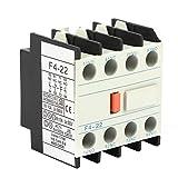 LADN22 Contacto auxiliar Bloque de contactos auxiliares para relés...