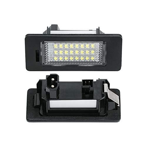 LED Kennzeichenbeleuchtung passend für E39 E60 E70 E90