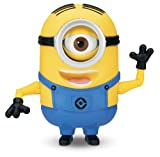 Despicable Me Minion Stuart Laughing Action Figure